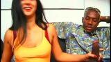สาวละตินหุ่นเอ็ก เซ็กจัดโดนสองหนุ่มผิวสีควยใหญ่และยาวมากๆรุมเย็ดหีและตูด